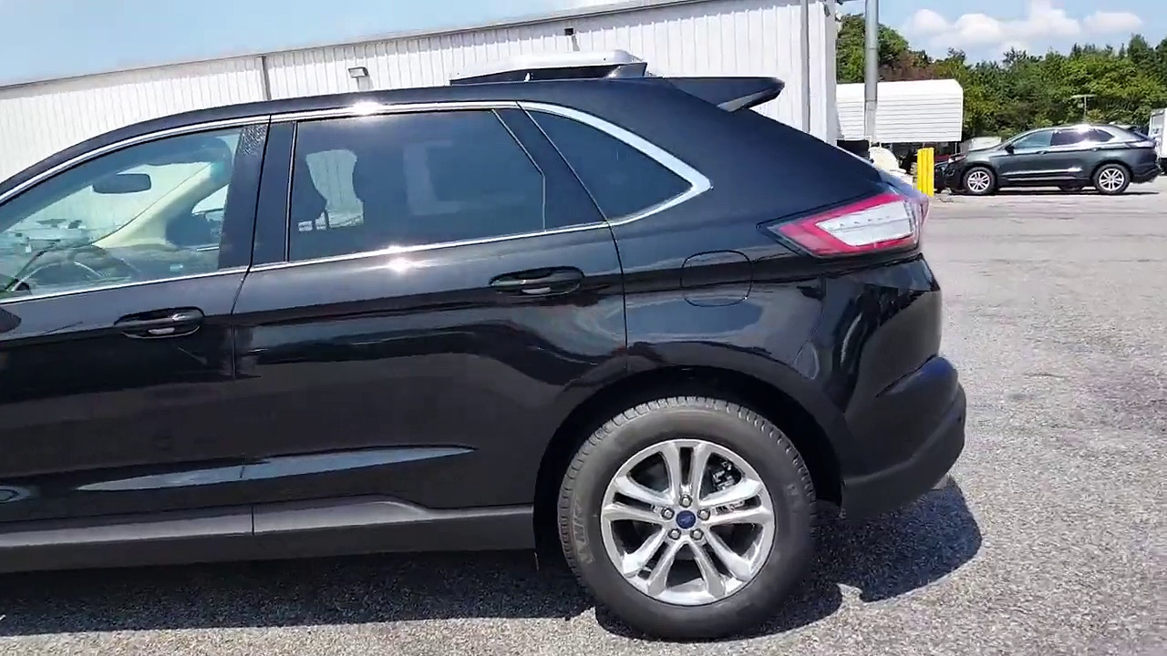 2015 Ford Edge SEL – Billy Howell Ford