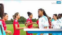 Amical D2 féminine - Nîmes 3-4 OM : le résumé vidéo