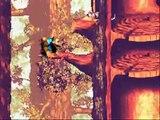 DKC3 (GBA) - Springin' Spiders Walktrough Super Speed!!!