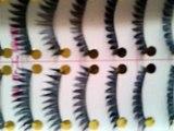 BuyInCoins 10 Pair Makeup Thick Long False Eyelashes Eyelash Eye Lashes #728B