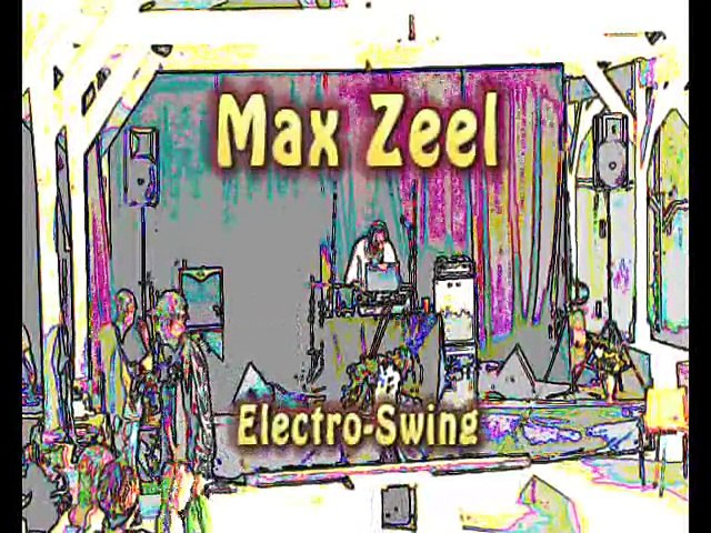 Max Zeel-Electro-Swing 2015