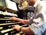 Jonathan Hope: Final Hymn and Closing Improvisation at Southwark Cathedral