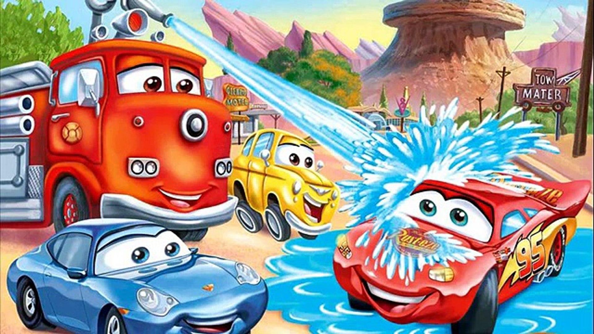Disney Cartoon Cars Wallpaper Video Dailymotion