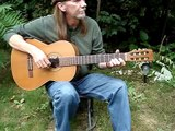 """Acoustic Guitar Lessons """"Titanic Theme"""" Tab Included"""