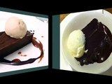 Chocolate Fudge Cake With Ice Cream | Mouth-Watering Picture Collection Of Tasty Foods
