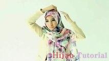 Shawl Hijab Tutorial - Shawl Tutorial Style Simple Labuh 2015