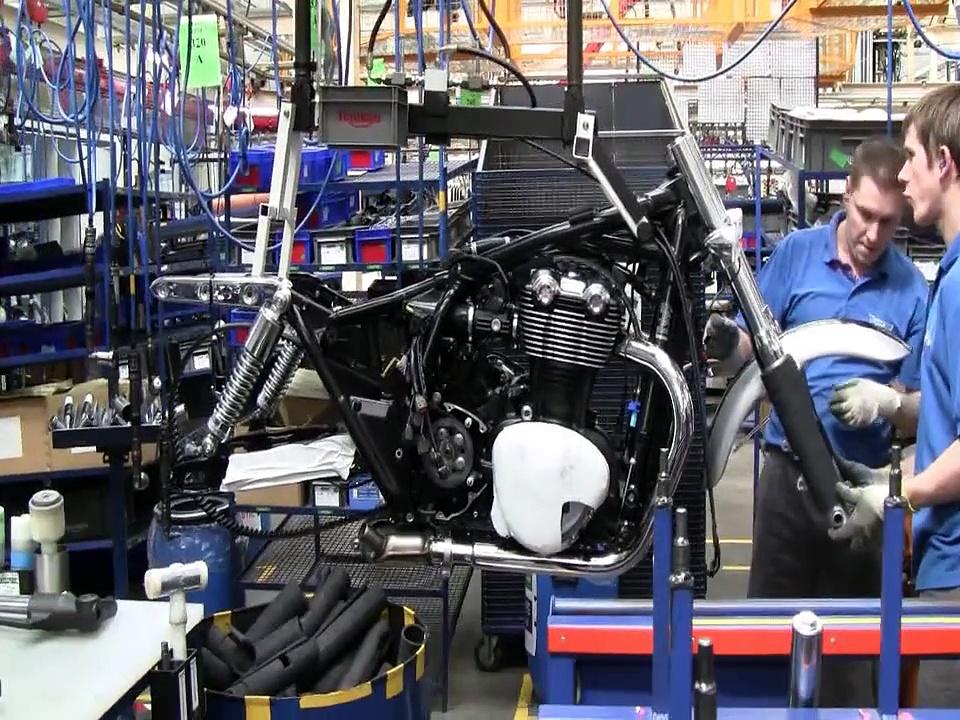 Triumph Thunderbird 1