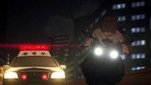 Zankyou no Terror - OST - Lisa and Hisami Bike Scene (Episode 4)