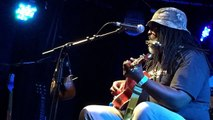 """City Lights"" perf by Alvin Youngblood Hart @ Whelans Dublin 13th August 2015"