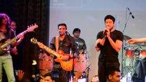 Farhan Live, Tum Ho Toh,  Rock On Song @ Hard Rock Cafe Dubai 02 11 2013