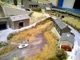 British N Gauge Model Railway - Model Train Show