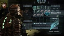 Dead Space 1 : Blind Lets Play Part 5 w/ facecam