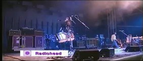 """""""There, There"""" by Radiohead (Glastonbury 2003)"""