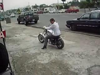 Motorcycle Crash 2015 Motorcycle crash