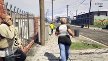 Grand Theft Auto V Gameplay 46