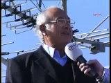 Adana Emekli Gurbetçi Rüzgar Gülü ile Kendi Elektriğini Üretiyor (Kemal Kara)