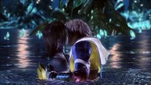 FFX HD Remaster - Tidus and Yuna (Suteki Da Ne)