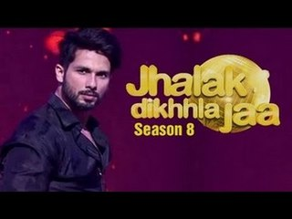 Shahid Kapoor WALKS OUT OF Jhalak Dikhla Jaa 8