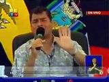 enlace nacional 5/6 rafael correa ecuador 27/12/2008