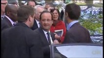French President-elect Francois Hollande next steps