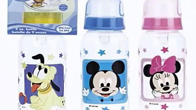 Get Disney Mickey and Friends BPA Free Nursing Bottle 9 oz. (3-Pack) Top List