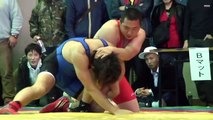Freestyle Wrestling Japan レスリング 84kg - PIN