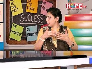 "Program # 04 (Part - 2) - ""CV Preparation & Job Hunting"" - Hope TV"