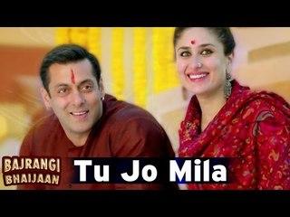 Tu Jo Mila Song   Bajrangi Bhaijaan   Salman Khan, Kareena Kapoor   Releases