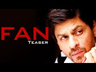 Fan Official Trailer ft Shahrukh Khan RELEASES (NEWS)