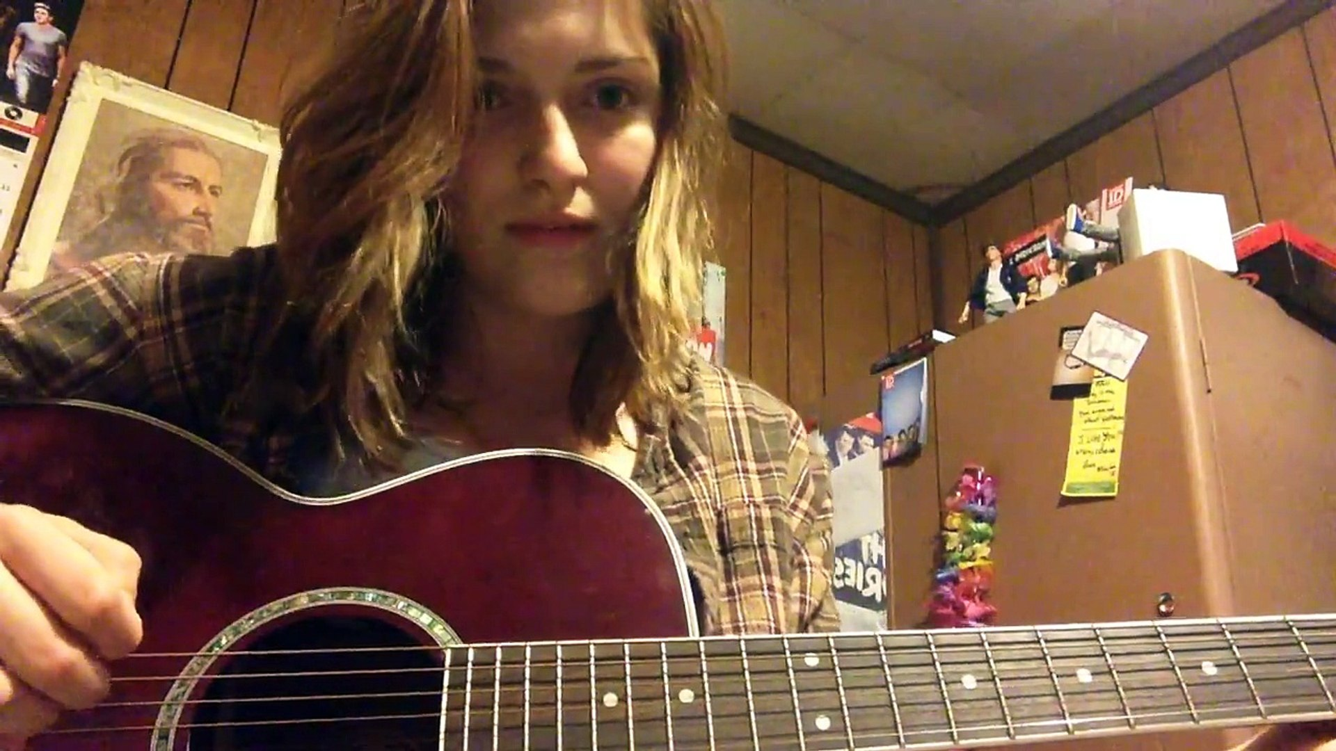 How to play easy beautiful guitar riff