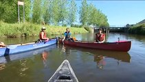 Expériences Bretonnes : la descente de l'Arguenon en canoë