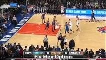NY Knicks Half Court Sets for Carmelo Anthony