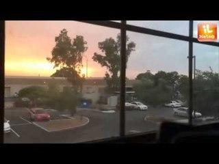 METEO ESTERO : Tempesta di sabbia in Arizona