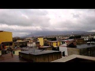 Casalnuovo di Napoli con pioggia