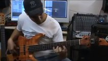Jaco Pastorius - Come on come over (Bass cover - Diego Blumer)