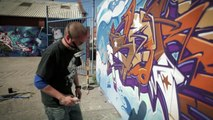 Graffiti Granny VS Buggsy Ft. Sokem One