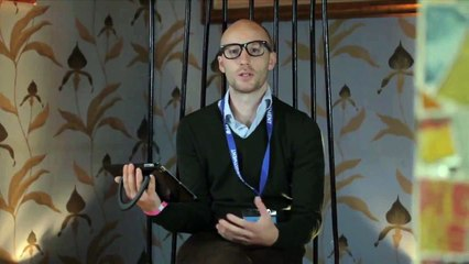 CultureTECH iPad Interviews - Ben White