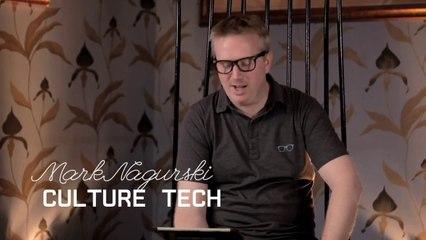CultureTECH iPad Interviews -  Mark Nagurski