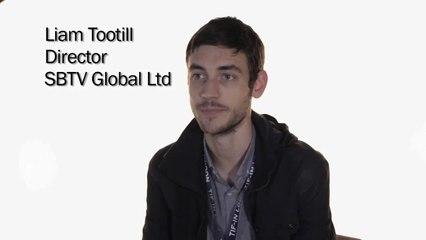 Talking Digital - Liam Tootill (SB.TV)