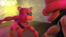 Top 5 Five Nights at Freddy's Animations - FNAF Animation - Funny FNAF Animation (FNAF SFM