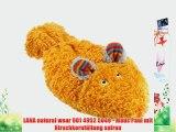 LANA natural wear 901 4952 5049 - Maus Paul mit Kirschkernf?llung safran