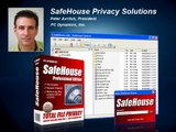 Password Protect Files and Folders using SafeHouse Encryption Software