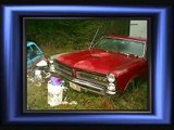 WRECKS CRASHES & NEGLECTED MUSCLE CAR COLLECTION