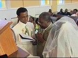 Haitian Wedding Ceremony Video at Faith Baptist Church Scarborough Toronto Videographer Photographer