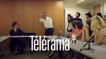 Fabrice Luchini débarque à Télérama
