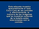 Mensajes subliminales en Coca Cola