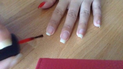 We Love Wipes Christmas Nails!