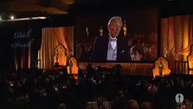 Dick Smith receives an Honorary Award at the 2011 Governors Awards