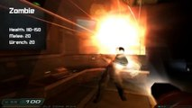 Psychophobia (Doom II wad): All new Monsters (1/3) - video