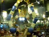 Hajime Robot Japanese Restaurant - robots serving BBQ all-you-can-eat